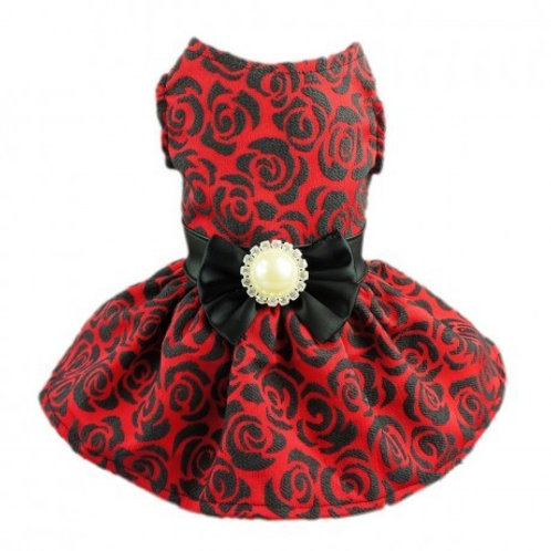 Queen of Roses Dress