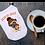 Thumbnail: Pugkin Spice dog Shirt | Fall Feels Dog shirt