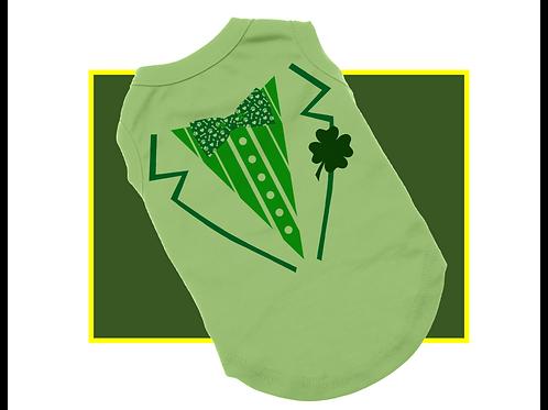St Patricks Tuxedo shirt