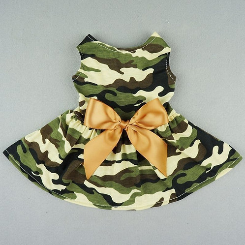 Hideout Camo Dress