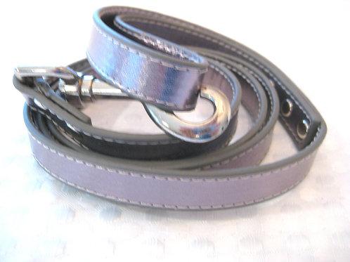 Standard leash- Silver
