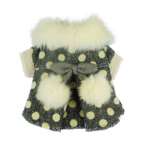 PomPom Cubby Coat