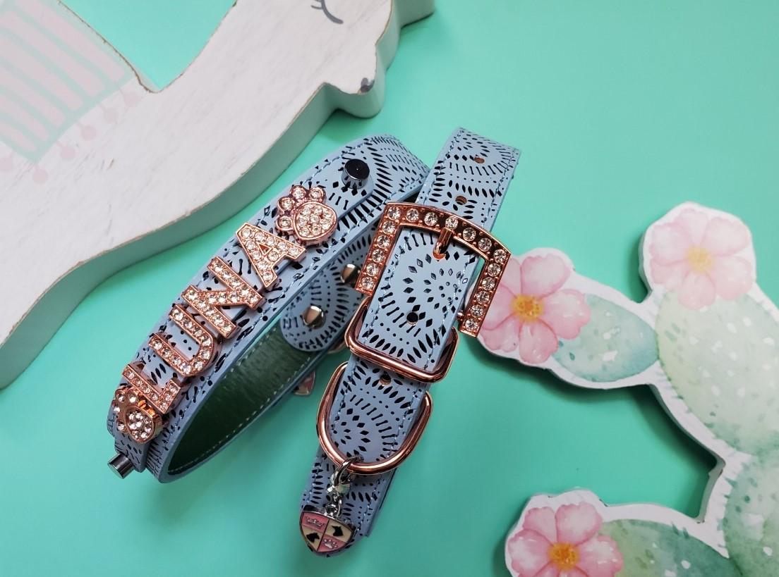 Tiki Tribal collar