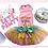Thumbnail: Rainbow Unicorn Birthday Dog Package