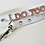 Thumbnail: I DO TOO leash with Rose Gold lettering- 10 color options | Matching Collar