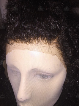 Afro Hair Replacement