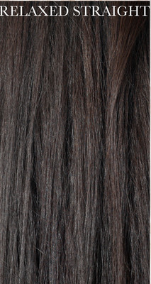 Butter Soft Relaxed Straight Human Hair