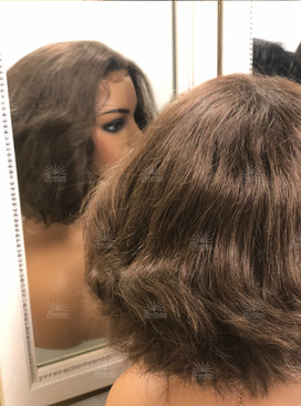 Hairline Illusions True Collection Sexy Bob Wig - Launches on the 25th of every month
