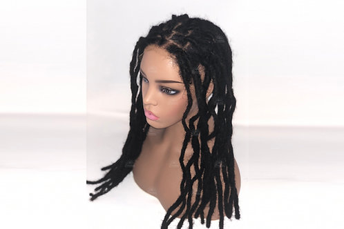 Dreadlocks Readymade HD Hair Replacement