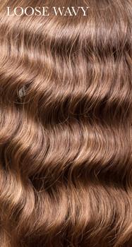 Loose Wavy Premium Human Hair