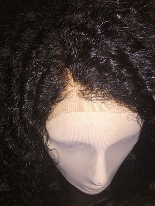Afro Hair Relacement Wig