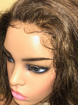 Hairline Illusions True Collection Sexy Bob Wig.