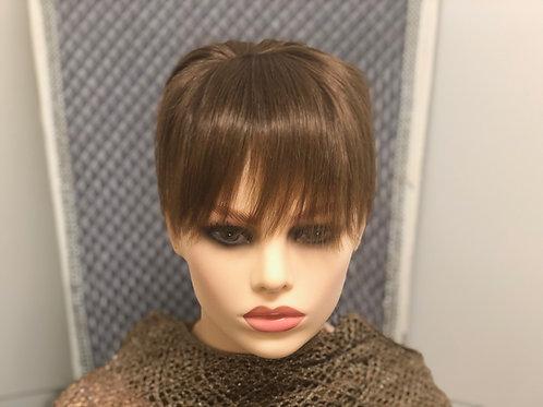 Authentic Virgin Human Hair Premium Clip-In Bang