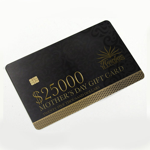 Hairline Illusions Mother's Day Limited Edition Gift Card