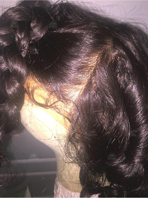 HD Vacuum Thin Healing Cap Wigs for Alopecia