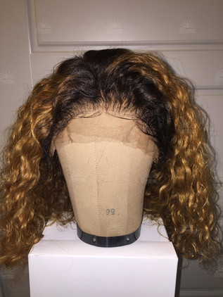 Wavy Lace Front Hair Replacement