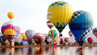 Festival del Globo impulsa a Pymes de León
