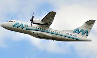 Aeromar promueve el turismo en Veracruz