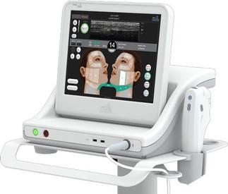 ULTHERAPY El sistema de ultrasonido para un lifting facial sin cirugía