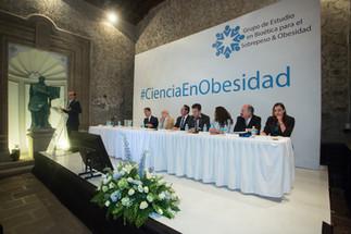 El Grupo de Estudio en Bioética para el Sobrepeso y Obesidad en México, invita a todas las Instituci