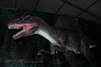 Dinosaurios en CDMX