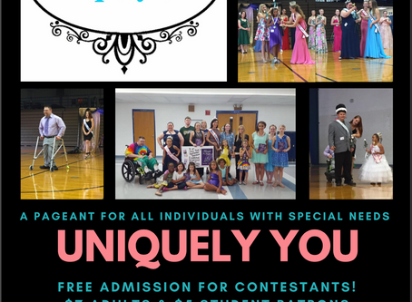 Calling all Volunteers, Uniquely You Pageant Needs Your Help!