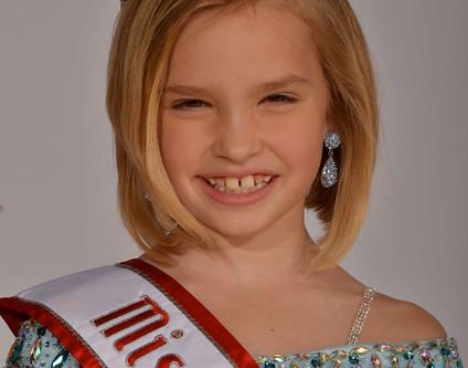 Meet Your New Miss Nebraska Jr. Pre-Teen, Lennon Bradley