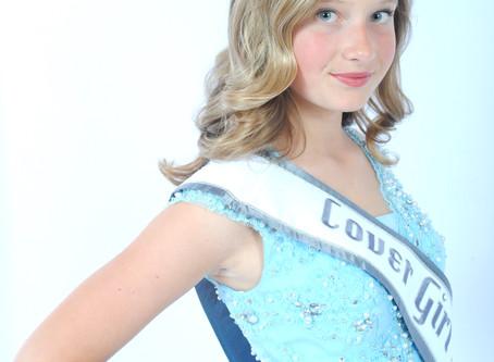 Meet Your New Miss Nebraska Pre-Teen Cover Girl
