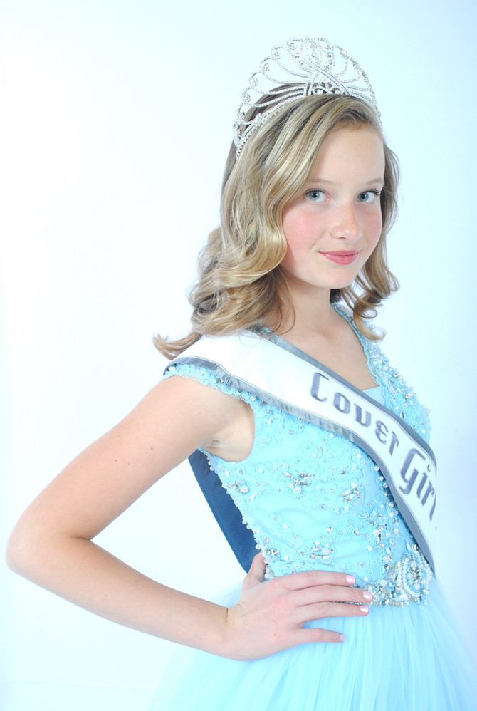 Meet Your New Miss Nebraska Pre-Teen Cover Girl