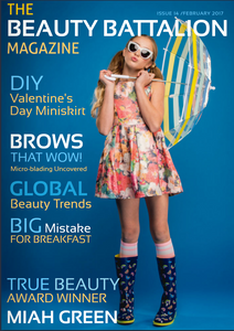 The Beauty Battalion Cover