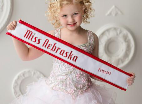 Meet Your New Miss Nebraska Princess Cora Frans
