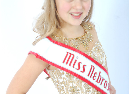 Meet Your New Miss Nebraska Pre-Teen