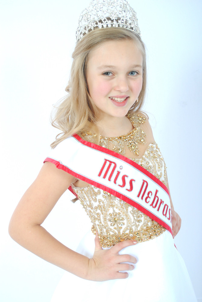 Meet Your New Miss Nebraska Pre-Teen