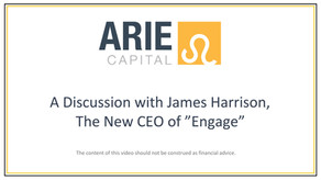 Discussion with James Harrison, New CEO of Engage
