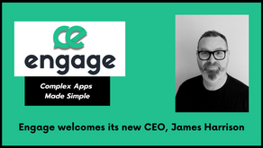 Engage Announces James Harrison As Their New CEO