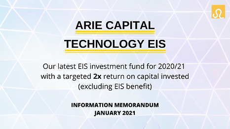 UPDATED Front Page - ARIE CAPITAL TECHNO