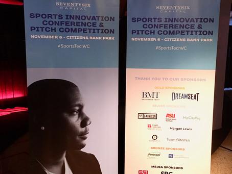 SportsTech Conference in Philadelphia