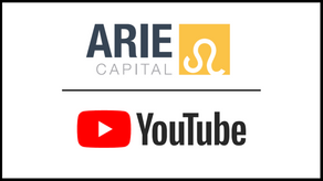 ARIE Capital Launches Its YouTube Channel!