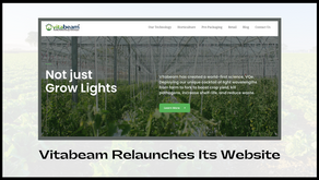 Vitabeam Launches Its New Website
