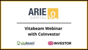 Vitabeam Webinar with CoInvestor