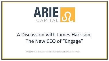 Opening Card - James Harrison Discussion