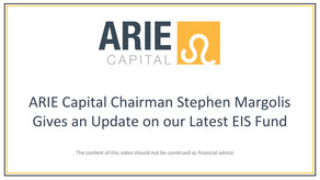 An Update On ARIE Capital's Latest Technology EIS Fund