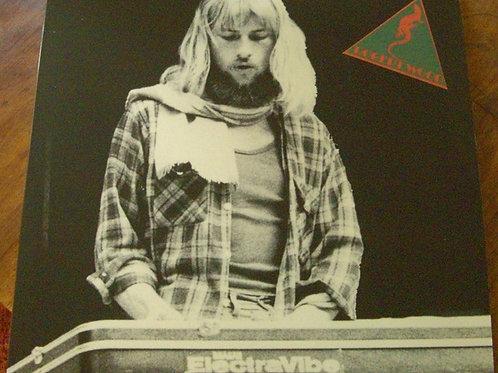 Robert Wood and Woodlands - Live at Lons Le Saulnier, 1974 (LP)