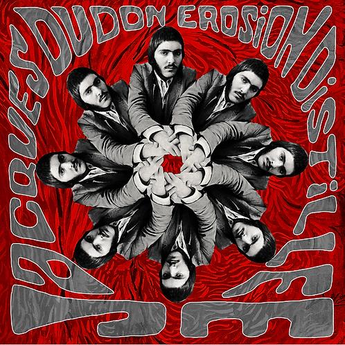 Jacques Dudon - Erosion Distillée (LP)