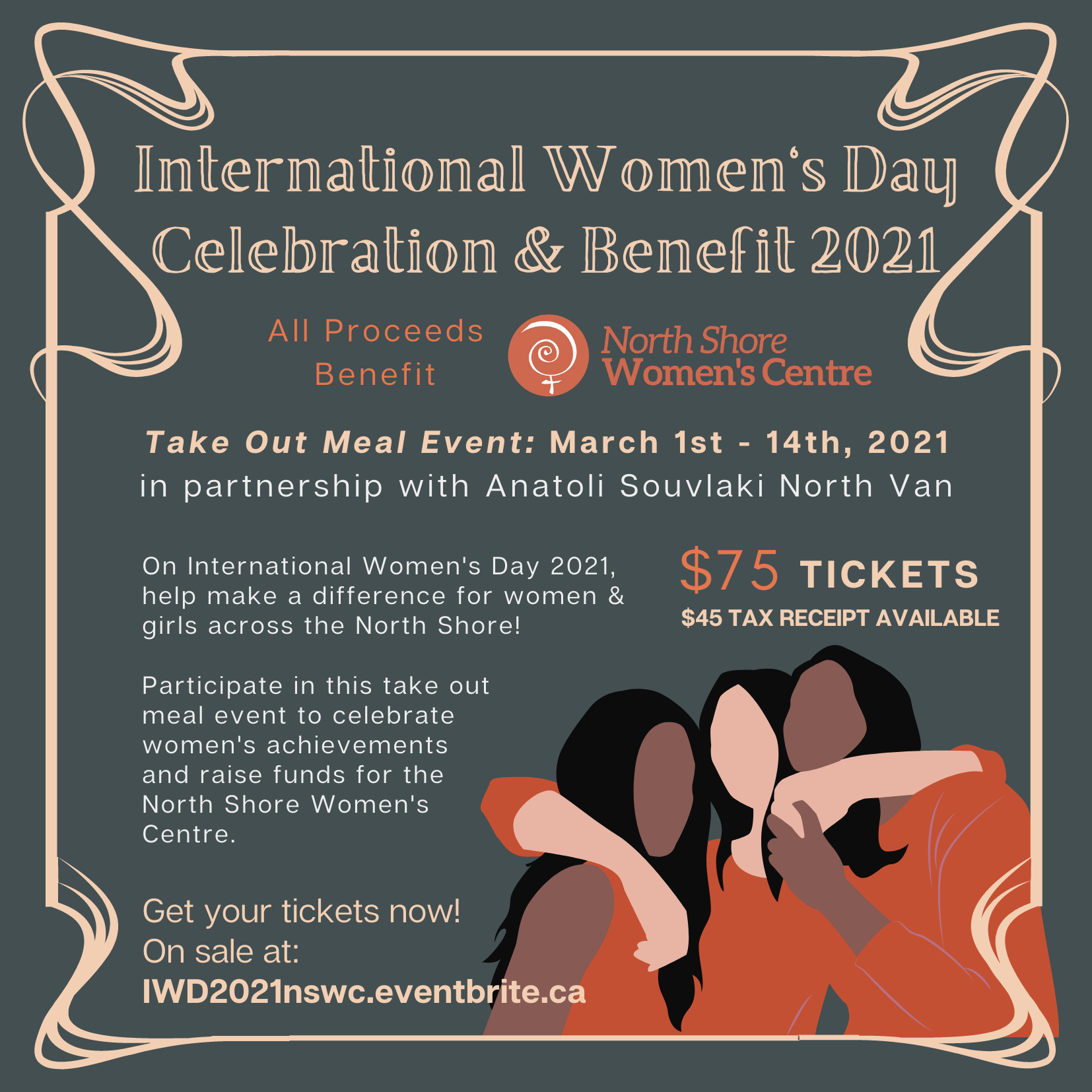 International Women's Day Celebration & Benefit 2021