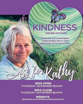 32 Books: Online Auction for Kathy