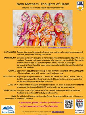Mother-Infant Wellness Study
