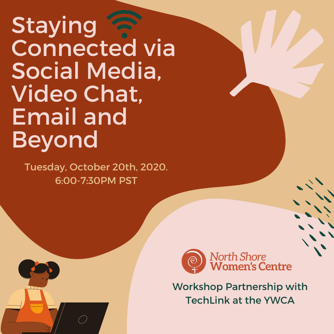 Free Workshop for Women: Staying Connected Online