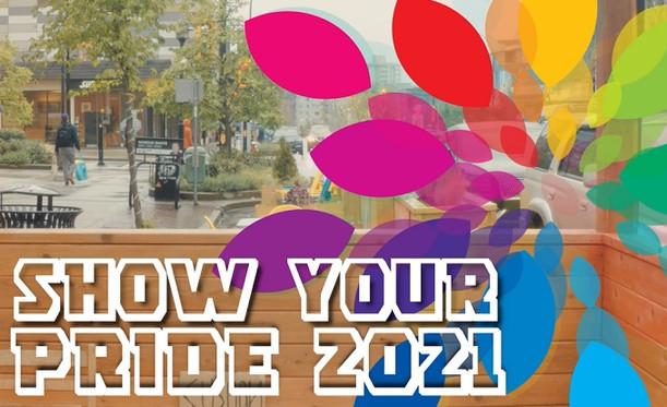 Volunteers wanted for North Shore Pride Week 2021!