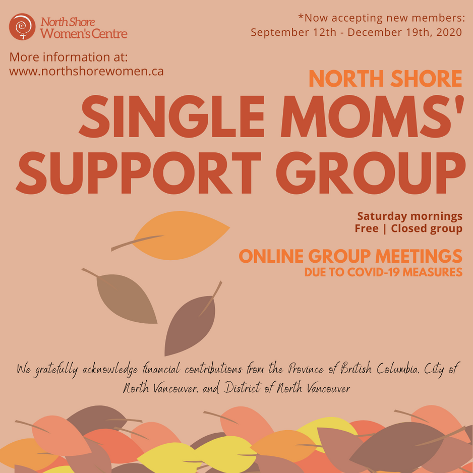 Single Moms' Support Group